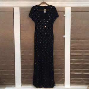 St. John evening dress